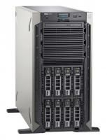 Сервер Dell PowerEdge T340 1xE-2236G 1x16GbUD x8 1x1.2Tb 10K 2.5in3.5 SAS RW H330 iD9En 1G 2P 1x495W 3Y NBD (T340-9737)